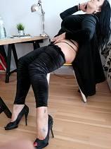 Sex privát a escort - NADRŽANÁ NADINE (39), Bratislava - Ružinov, ID:15038